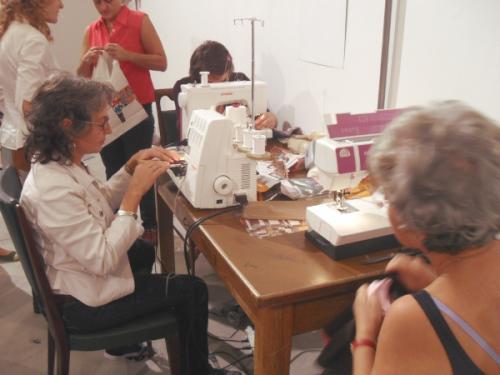 Workshop Sartoria Base